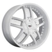 22 Chevy Silverado Wheels