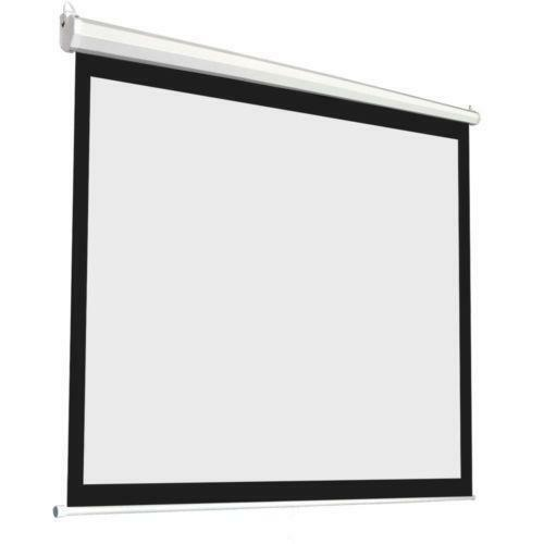 Ceiling Projector Screen Ebay