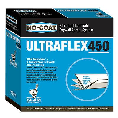 No-coat Ultraflex 450 Drywall Corner Trim 100 Ft. Roll New