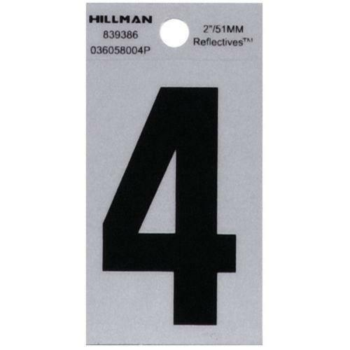 Mailbox numbers ebay for Kitchen cabinets lowes with reflective letter stickers