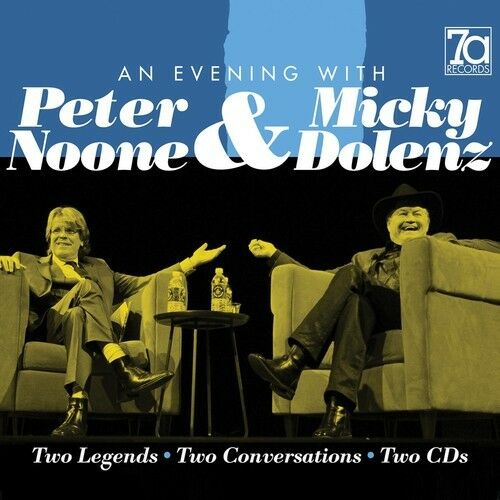 Evening With Peter Noone & Micky Dolenz [new Cd] Uk - Import