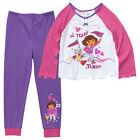 Dora the Explorer Girls' Flannel Clothing
