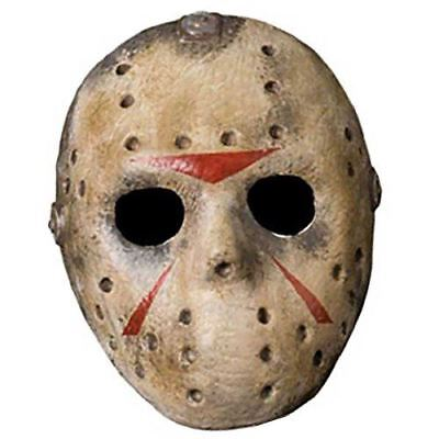 Friday The 13th Jason Voorhees Deluxe EVA Hockey (Deluxe Jason Voorhees Maske)