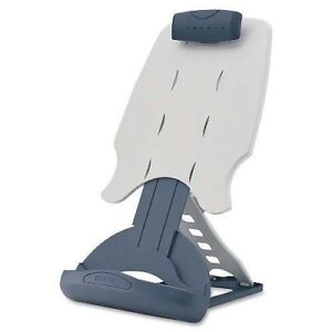 Document Adjustable Book Copy Holder Desk Paper Stand Letter Typing Angel Sheet