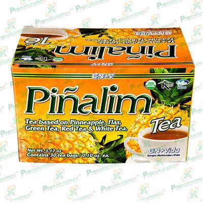 Te Pinalim Gn Vida Pinalim Tea Te De Pina Pineapple Diet 30 Days