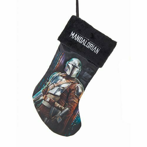 Star Wars: The Mandalorian The Mandalorian 19-Inch Stocking