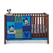 Mickey Mouse Crib Bedding
