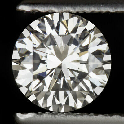 GIA CERTIFIED H VS2 IDEAL VG CUT ROUND BRILLIANT DIAMOND LOOSE ENGAGEMENT 2/3CT