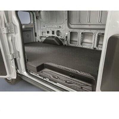 2015-2018 Ford Transit Medium Series Rubber Cargo Floor Area Liner Mat Black OEM Medium Cargo Liner