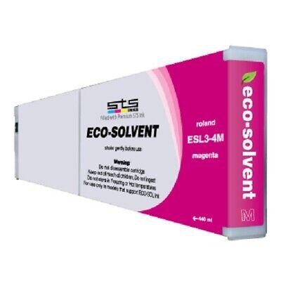 Roland Eco-sol Max 440ml Ink Magenta
