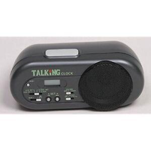 Vintage Talking /Radio Alarm clock