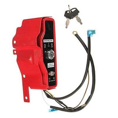 Electric Key Switch For Briggs & Stratton 2100 Series Motor 420cc