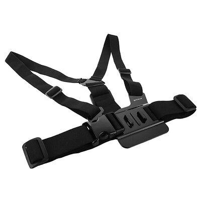 Gopro hero session fascia toracica corpo con supporto specifico