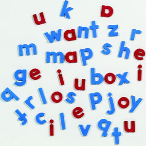 ***Magnetic letters and numbers***