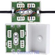 3 Way Junction Box
