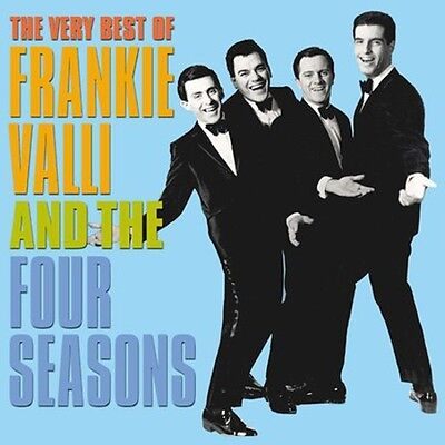 The Four Seasons, Frankie Valli & Four Seasons - Very Best of [New CD] (The Very Best Of The Four Seasons)