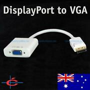 Display Port to VGA