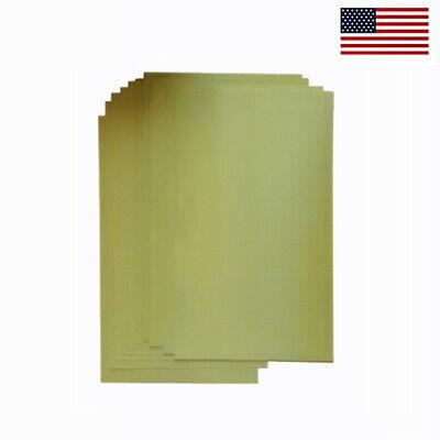 12 Sheet Pack W Kevlar Ballistic Bulletproof Fabric 11x15 - Nij Iiia Capable