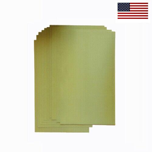 """12 sheet pack w/ Kevlar ballistic bulletproof fabric 11""""x15"""" - NIJ IIIA capable"""