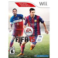 FIFA 15 pour console Wii