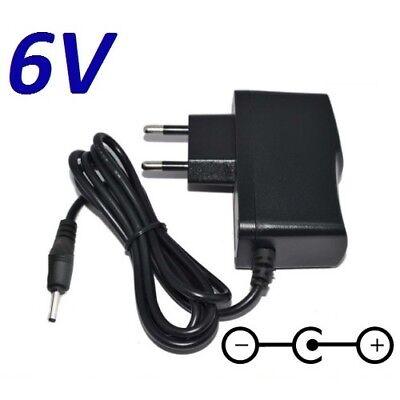Cargador Corriente 6V Reemplazo SWITCHING POWER SUPPLY S003PV0600050 Recambio