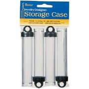 Plastic Storage Tubes