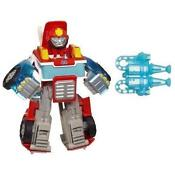 Transformers Rescue Bots Heatwave
