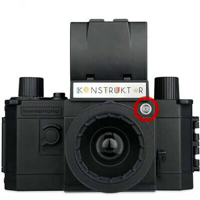 Lomography Konstruktor F DIY Built Your Own 35mm SLR Camera R-F (Without Flash)