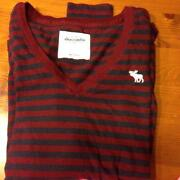 Girls Abercrombie Long Sleeve Shirts