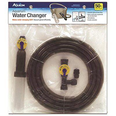 Aqueon Aquarium Water Changer kit with 50 feet long Hose