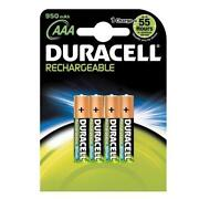 AAA NiMH Rechargeable Batteries