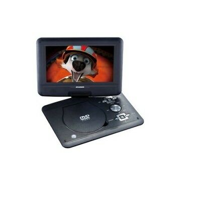 "Onn ONA16AV009 10"" Portable Media DVD Player w/ USB / SD / MMC"