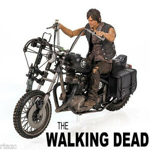 McFarlane-THE-WALKING-DEAD-TV-Series-5-DARYL-DIXON-MOTORCYCLE-DELUXE-BOX-SET