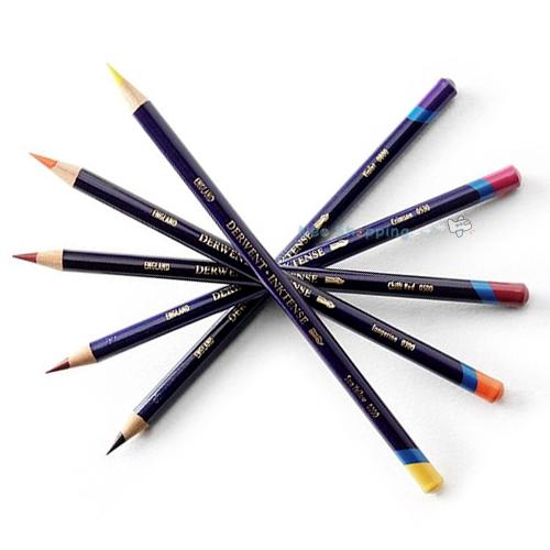 Derwent Inktense Watercolored Pencils -Single pencil - Choos