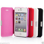 Mobile Phone Flip Cases for Apple iPhone 4s