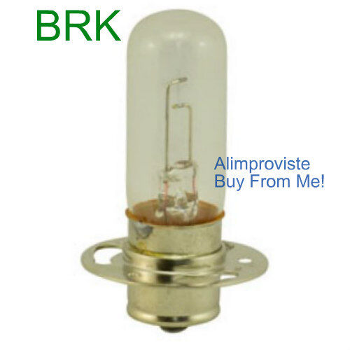 BRK .75A/T5/1 Exciter Photo Projection LIGHT BULB LAMP Projector NEW