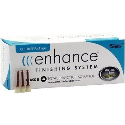 Dentsply Enhance - Finishing Cups Pkg 30 - Dental