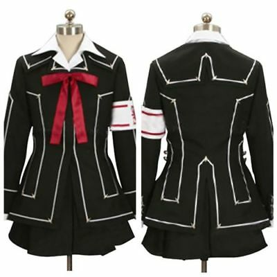 Vampire Knight Yuki Kuran Cross Halloween Cosplay Costume Uniform Dress Outfit!1 - Yuki Cross Halloween Costume