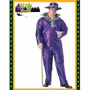 Plus Size Pimp Costume
