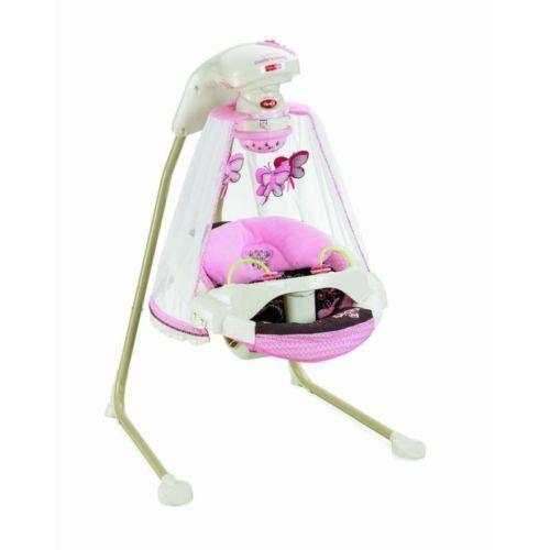 Papasan Cradle Swing Mocha Butterfly Ebay