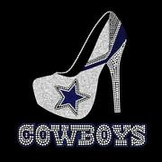 Dallas Cowboys Iron On