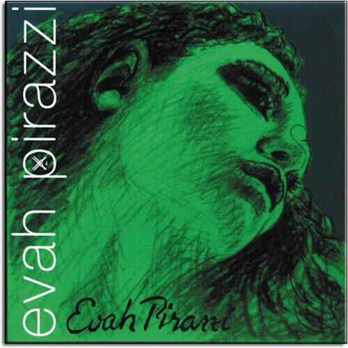 "Evah Pirazzi up to 16.5"" Viola A String: Medium - Steel - AUTHORIZED DEALER!"