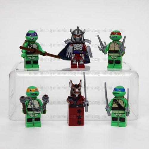 Lego Teenage Mutant Ninja Turtles Ebay