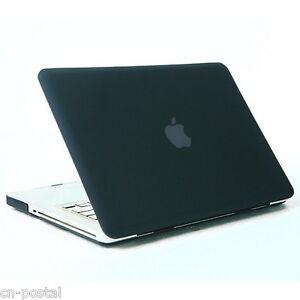 Matt-Black-Hard-case-cover-shell-protector-for-Apple-MacBook-Pro-13-Non-Retina