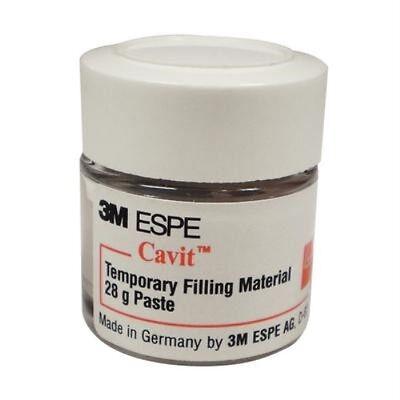 3M Cavit P Pink  Hard  28 Gm Jar Dental