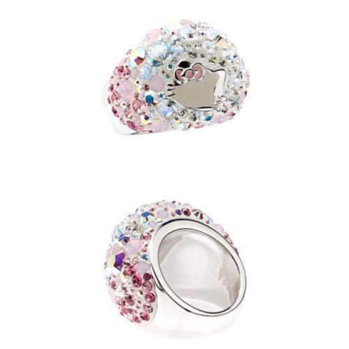 Hello Kitty Diamond Jewelry