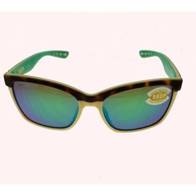 c6ddf2822d1eb Costa Del Mar Anaa Ana 105 OGMP Green 580P 100% Polarized Len s Men s  Sunglasses