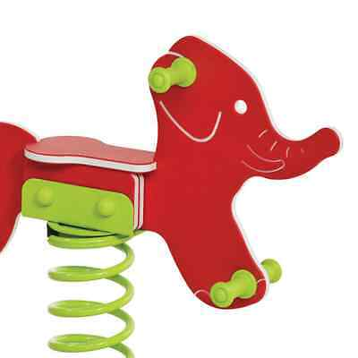 Federtier Federwippe Elefant - DIN EN 1176