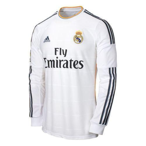 af2df96ed Real Madrid Jersey Long Sleeve