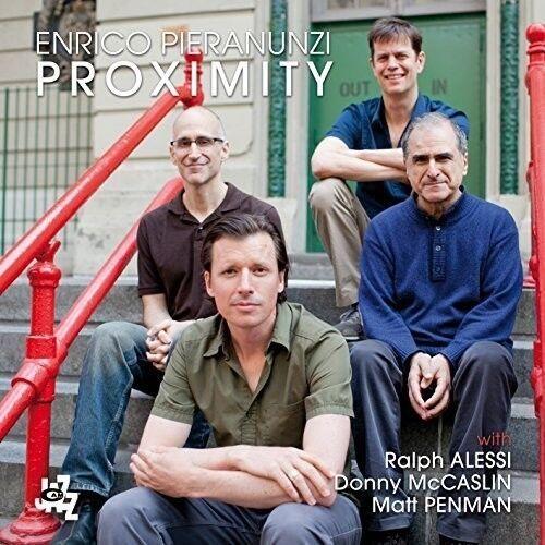 Enrico Pieranunzi - Proximity [New CD]